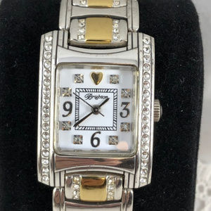 Brighton Turin with Crystal Accents Women's Watch